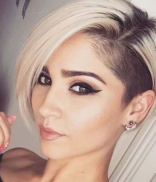 Short Hairstyles For Women Short Haircuts Models