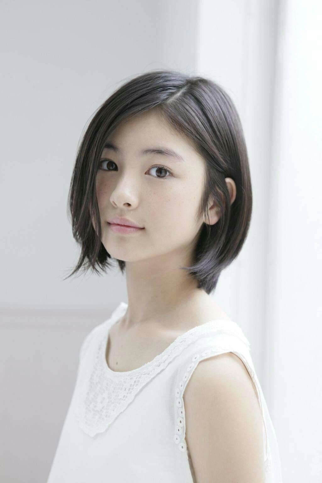 Korean Short Haircuts for Round Faces - 10+