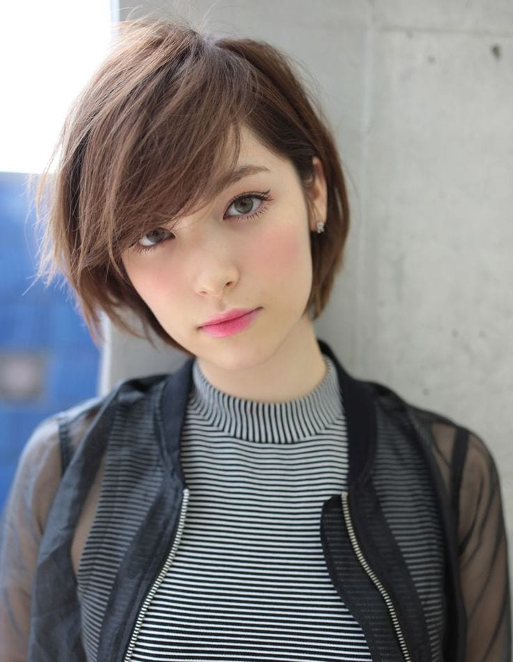 60 Most Remarkable Japanese Haircuts 2019