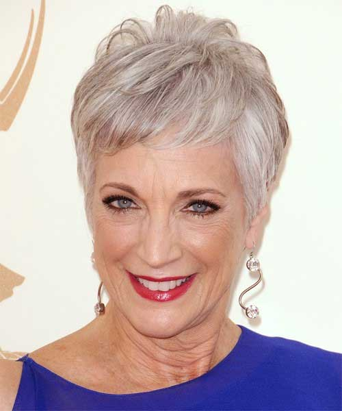 Pixie Cut Edgy Hairstyles For Over 60