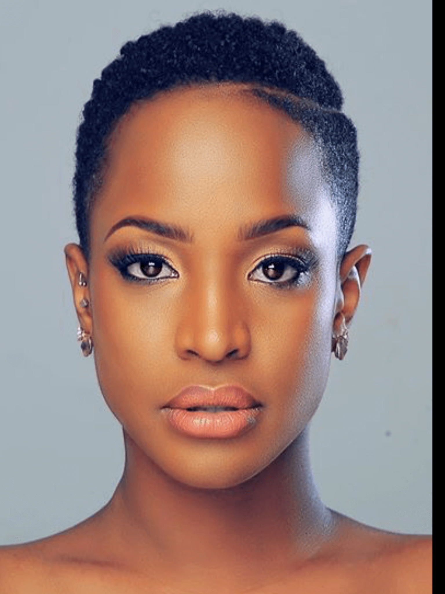 Short Haircuts For Black Natural Hair 20