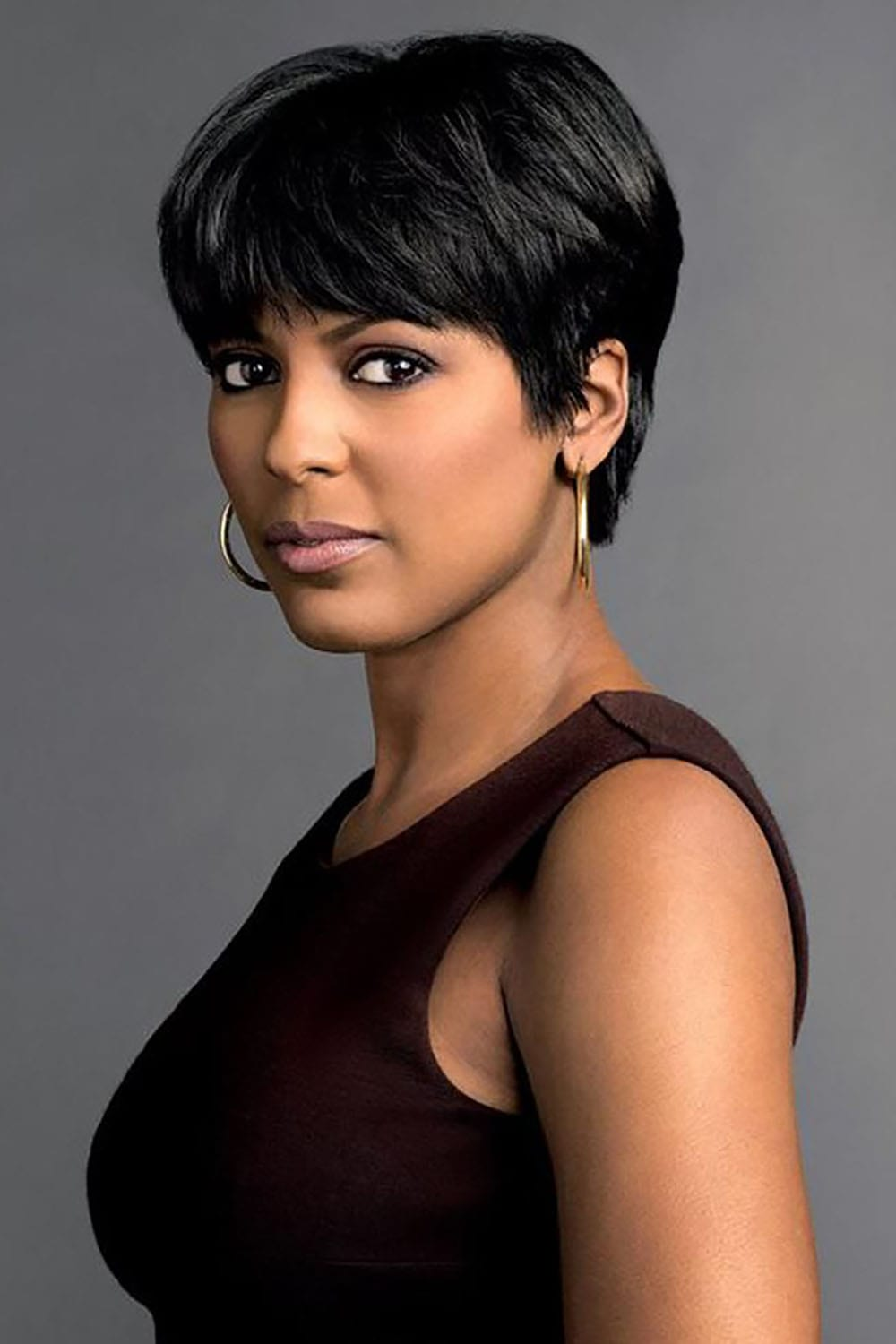 50+ Short Haircuts for Black Women Over 50