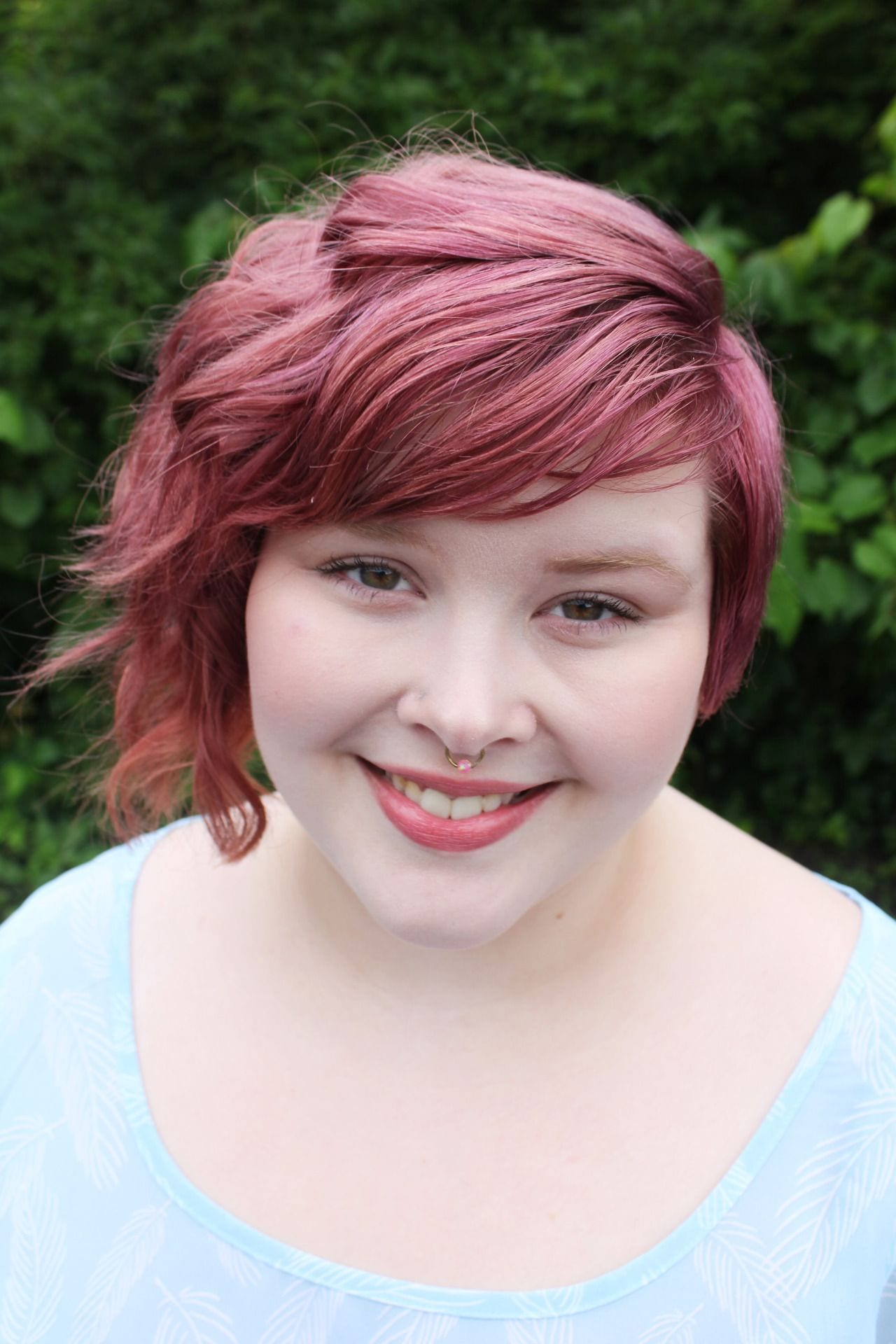 Short Haircuts For Chubby Faces 35