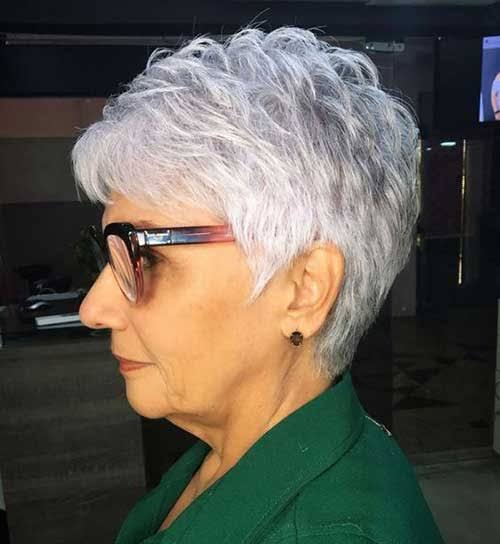 60 Short Haircuts For Older Women Short Haircuts Models