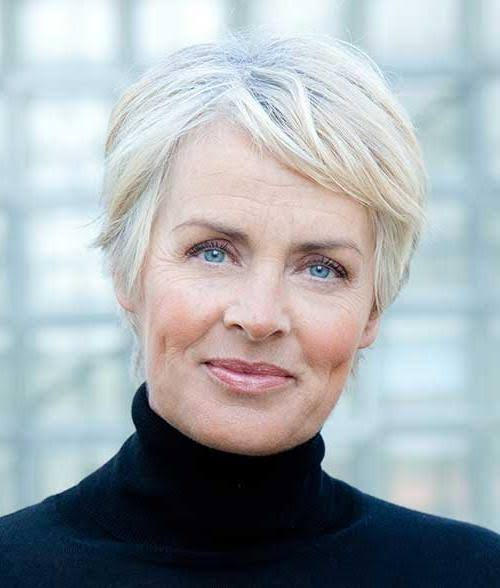 60 Short Haircuts For Older Women