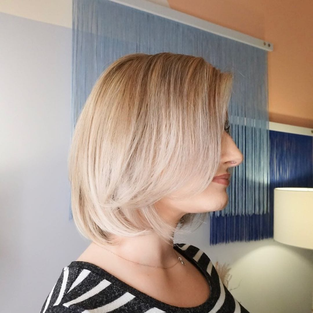 Short Haircuts for Straight Thick Hair - 100+