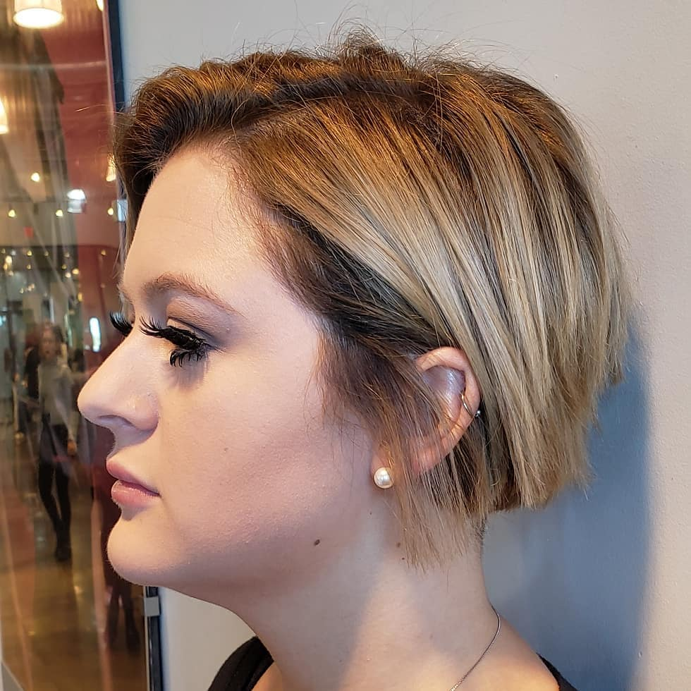 Short Haircuts for Straight Thick Hair   100+