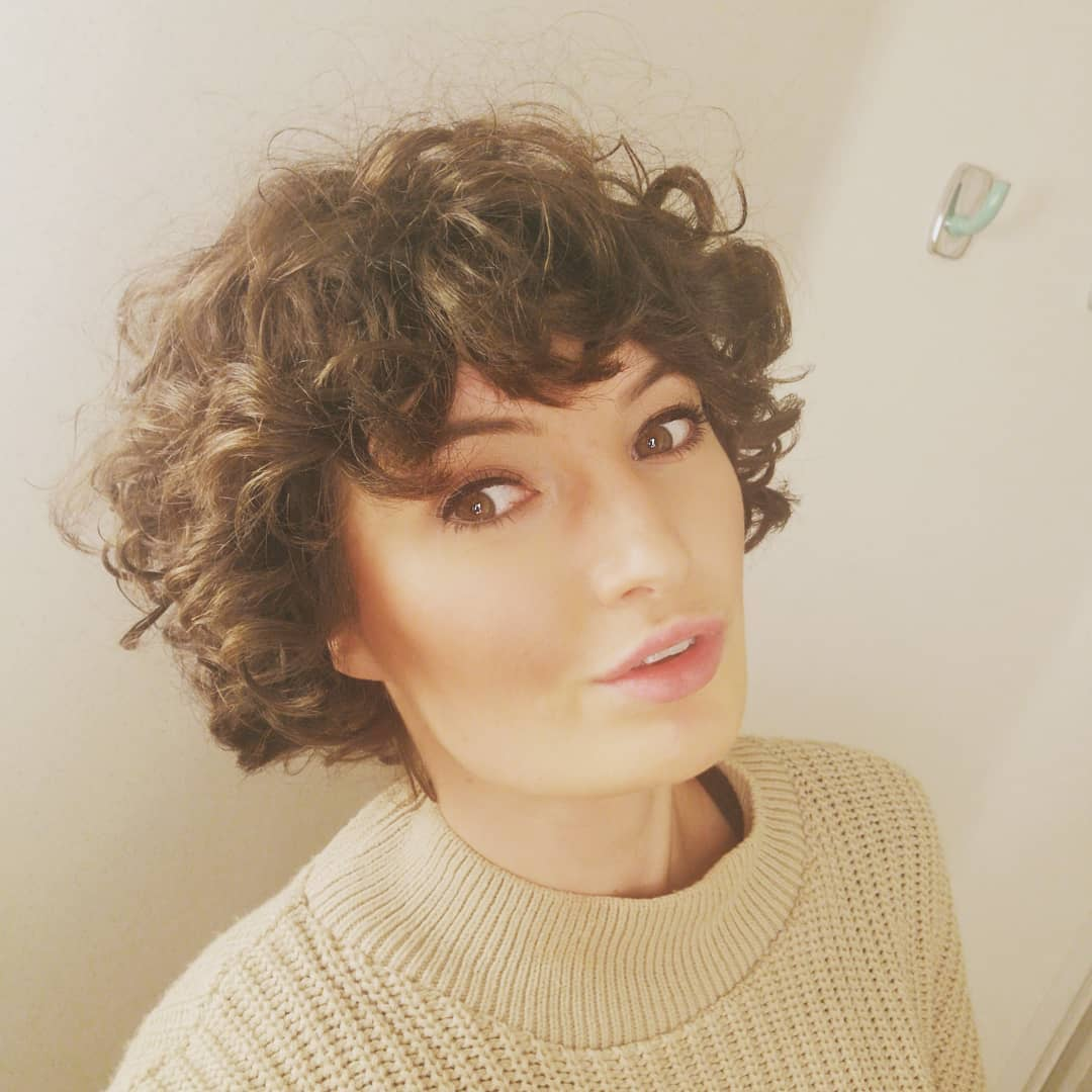 Short Haircuts for Women With Round Faces   70+