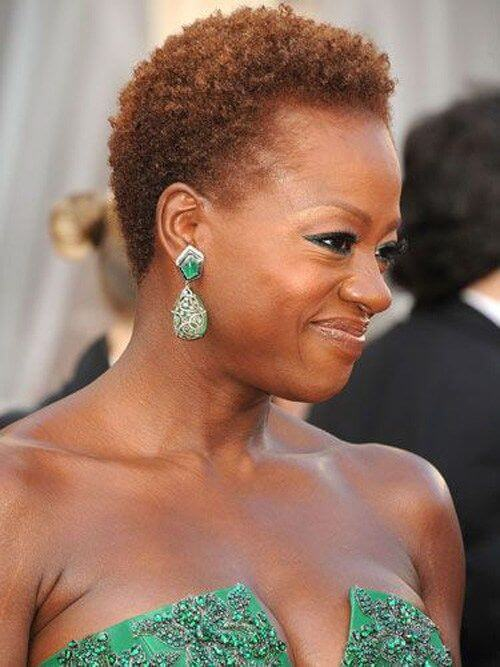 Short Natural Haircuts For Black Females Over 50 20