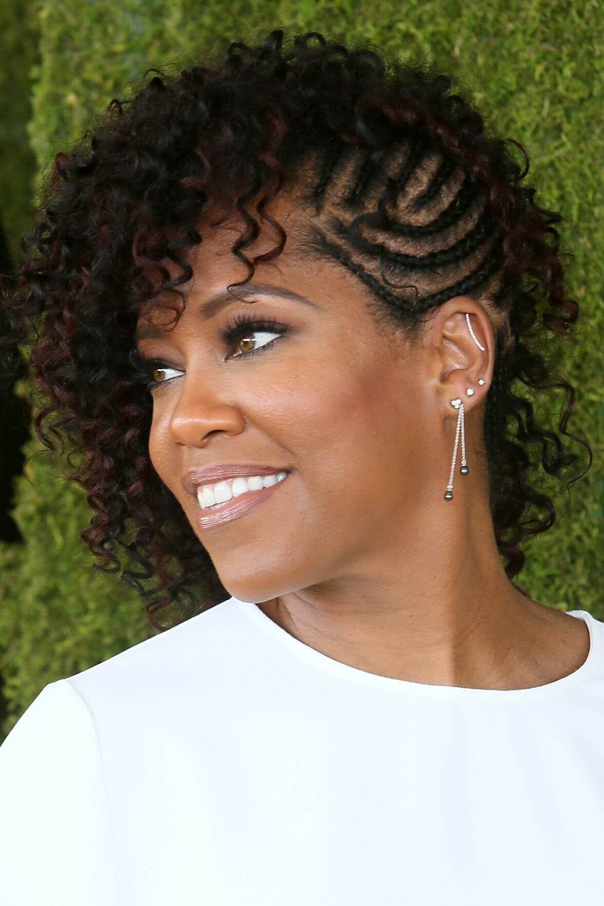 Short Natural Haircuts For Black Females Over 50 - 20+
