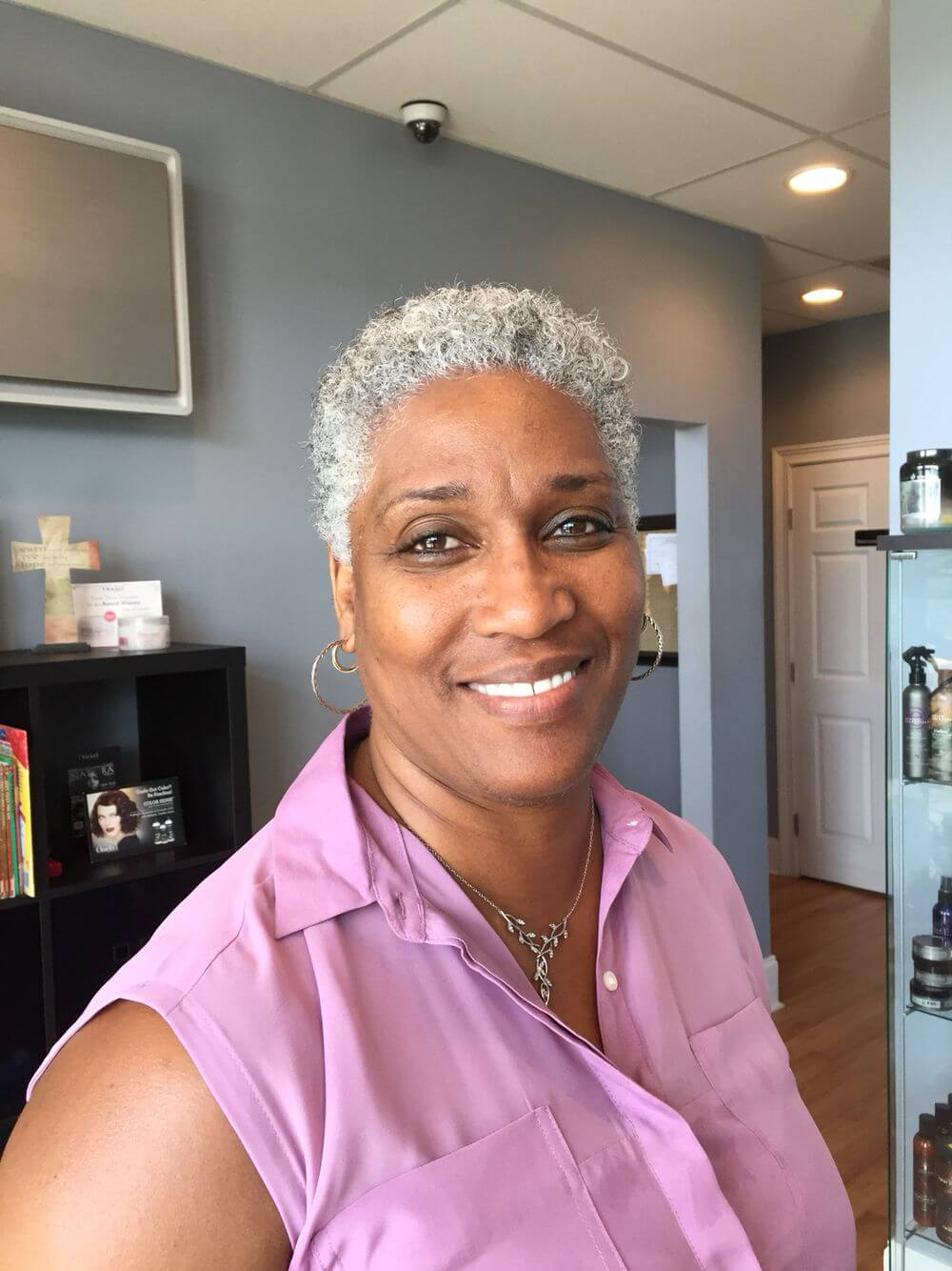 Short Natural Haircuts For Black Females Over 15   15+