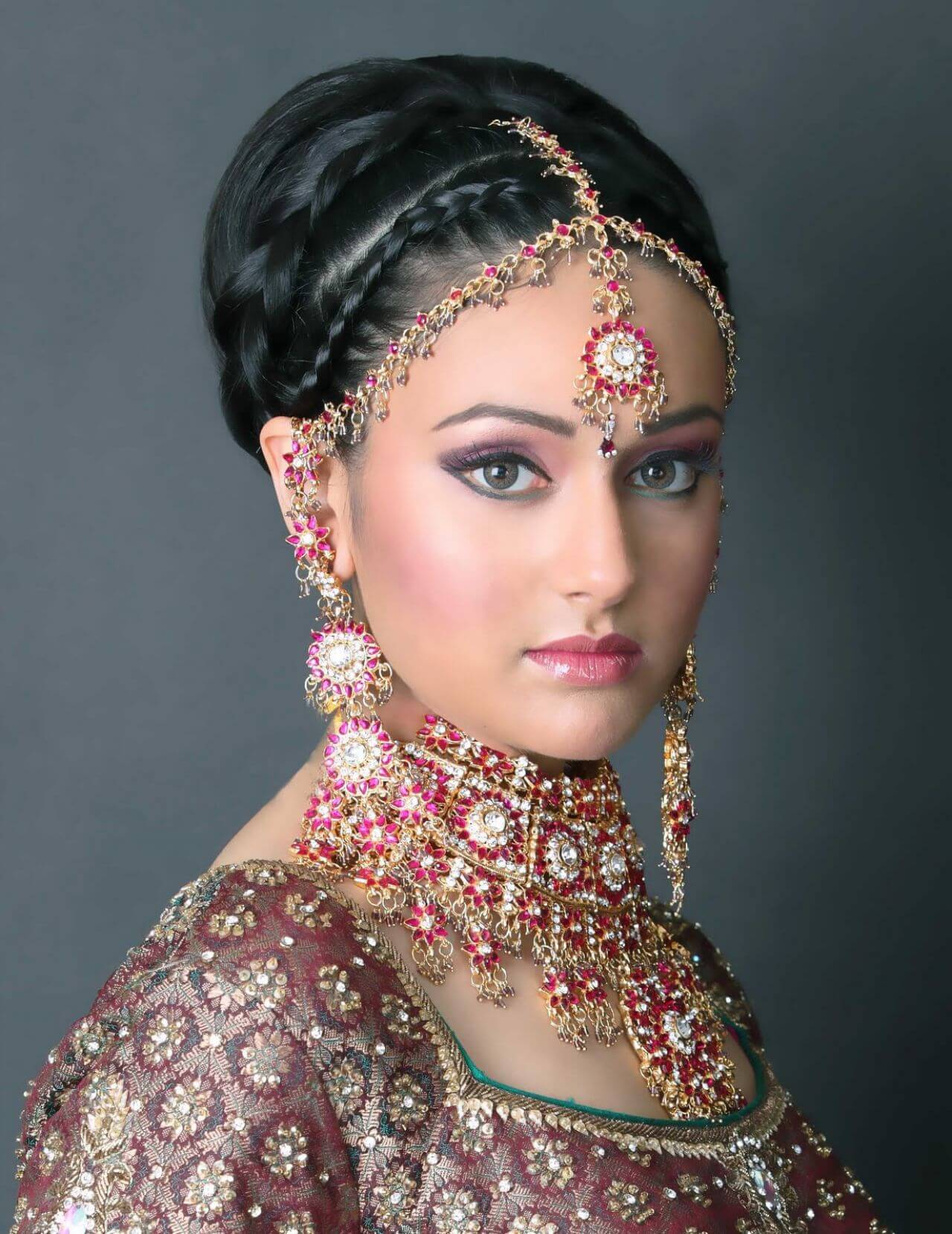 Hairstyles for Short Hair for Indian Wedding   18+