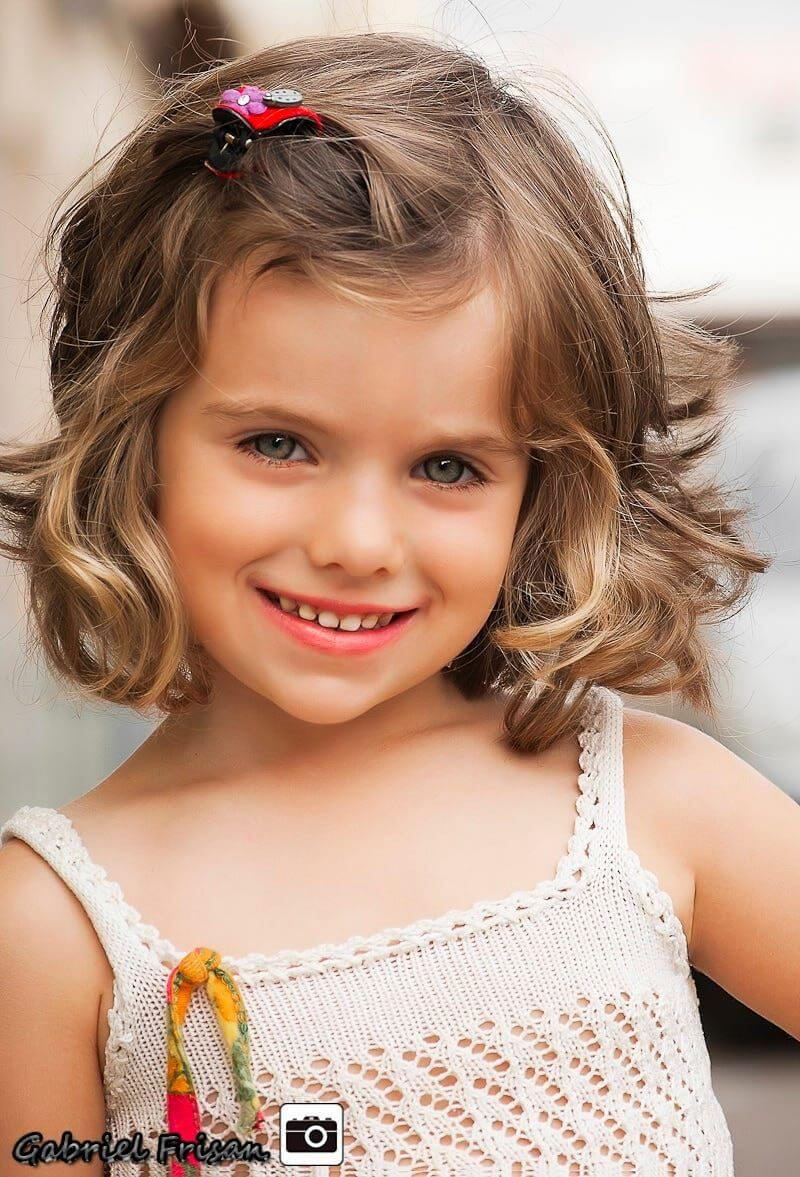 Little Girl Haircuts For Curly Hair 20