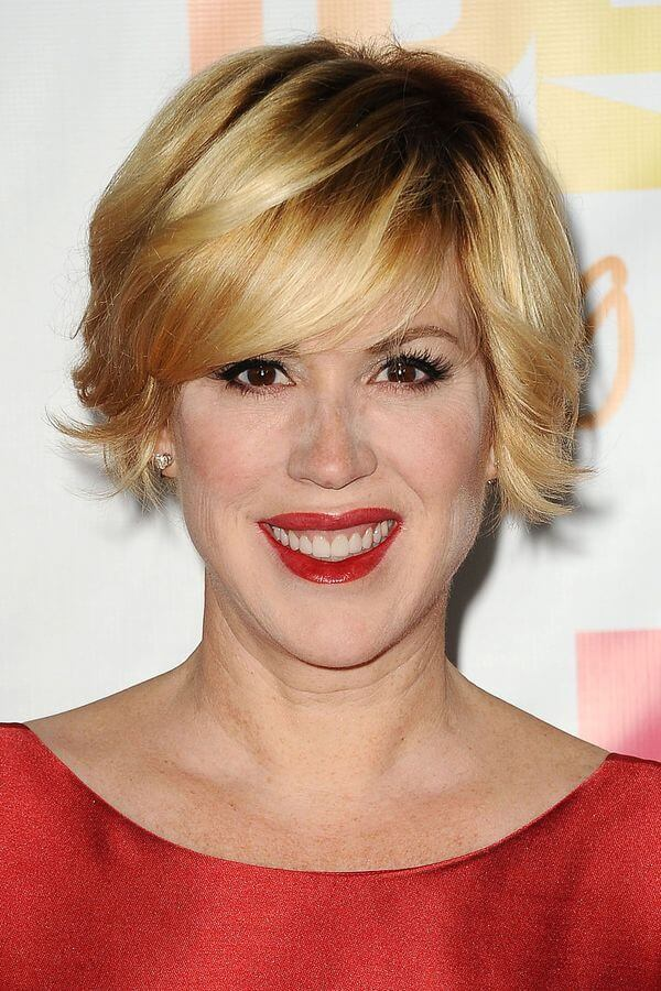 Short Haircuts for Women Over 50 With Fine Hair - 40+