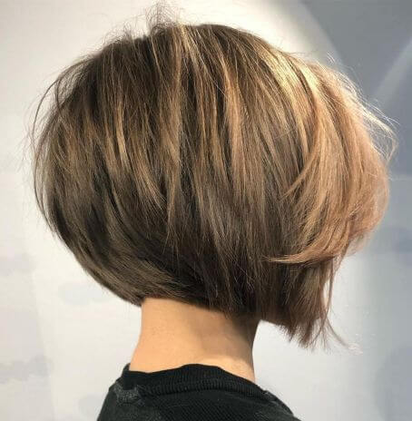 Short Bob Cuts Back View 20 Short Haircuts Models