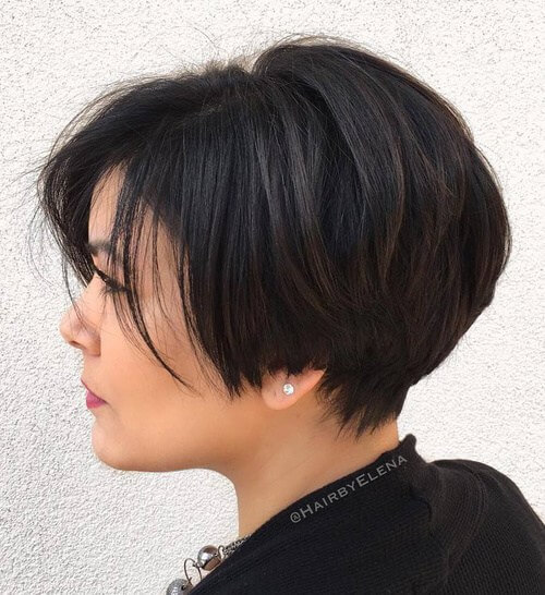 38 Pixie Cut For Thick Hair Over 50