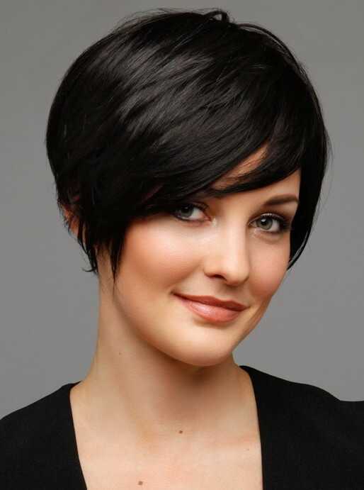 Short Haircuts for 40 Year Old Woman - 35+