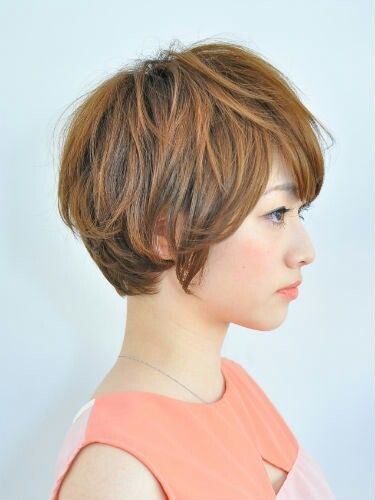 Japanese Layered Haircuts 30 Short Haircuts Models