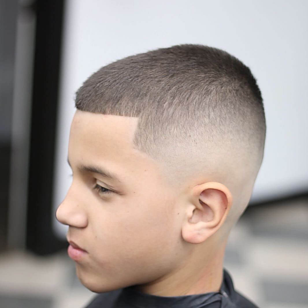 Short Haircuts for Boys - 12+ » Short Haircuts Models