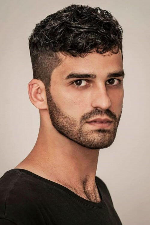 Short Haircuts for Boys With Curly Hair - 15+