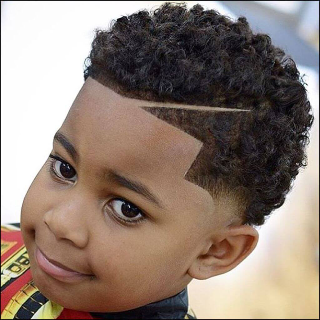 Short Haircuts For Boys With Curly Hair 15