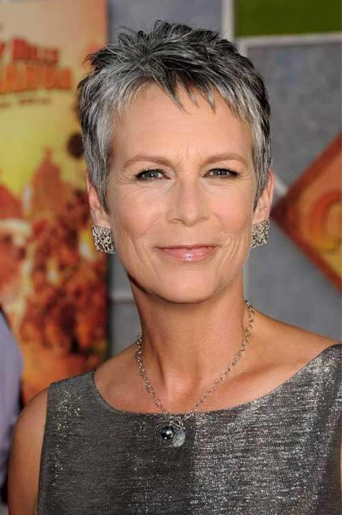 short pixie cuts for older woman  15