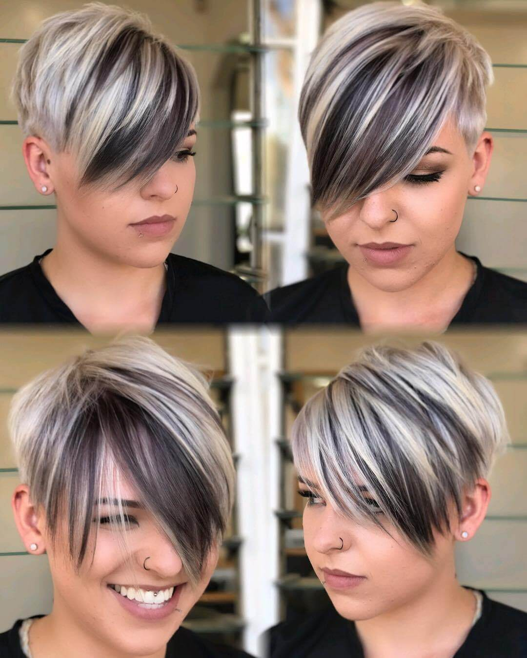 Short Pixie Cuts For Round Fat Faces 25