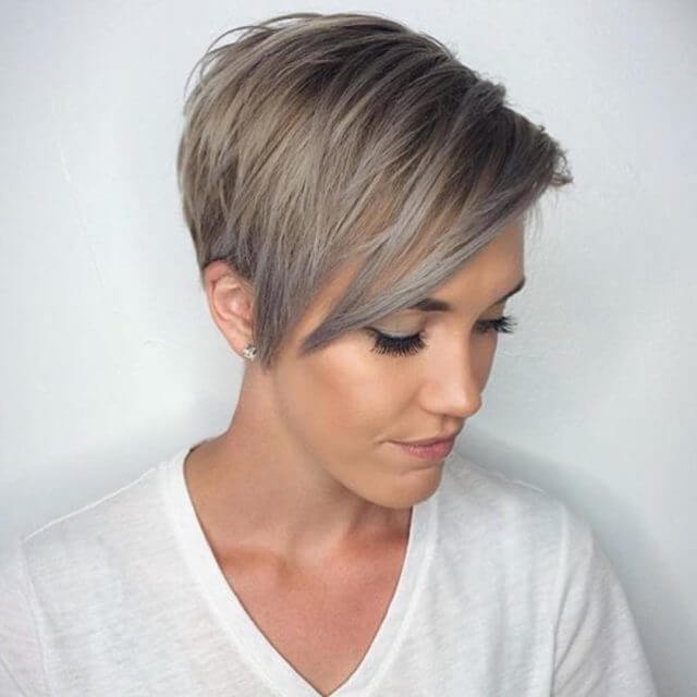 Short Pixie Cuts With Long Bangs 15