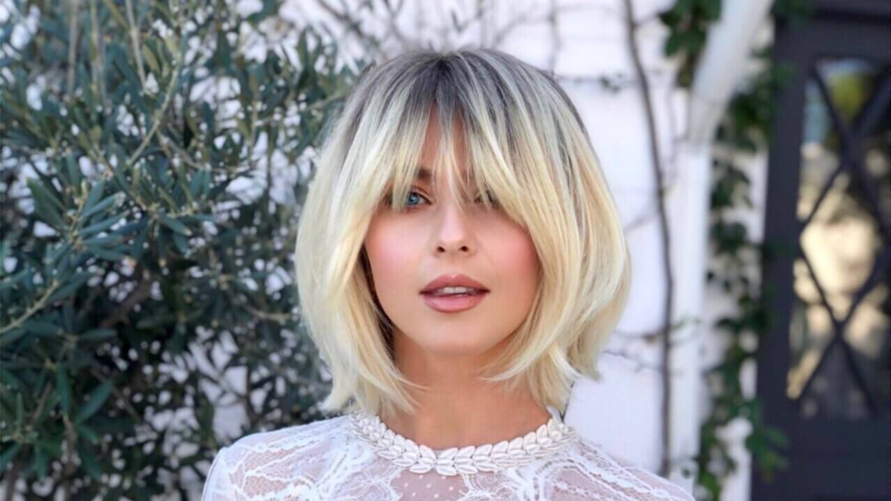 Julianne Hough S Short Haircuts And Hairstyles 40