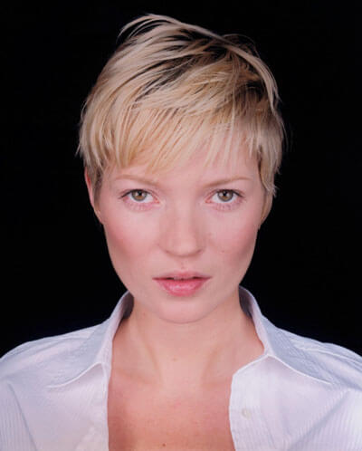 kate moss's short hairstyles and haircuts  15