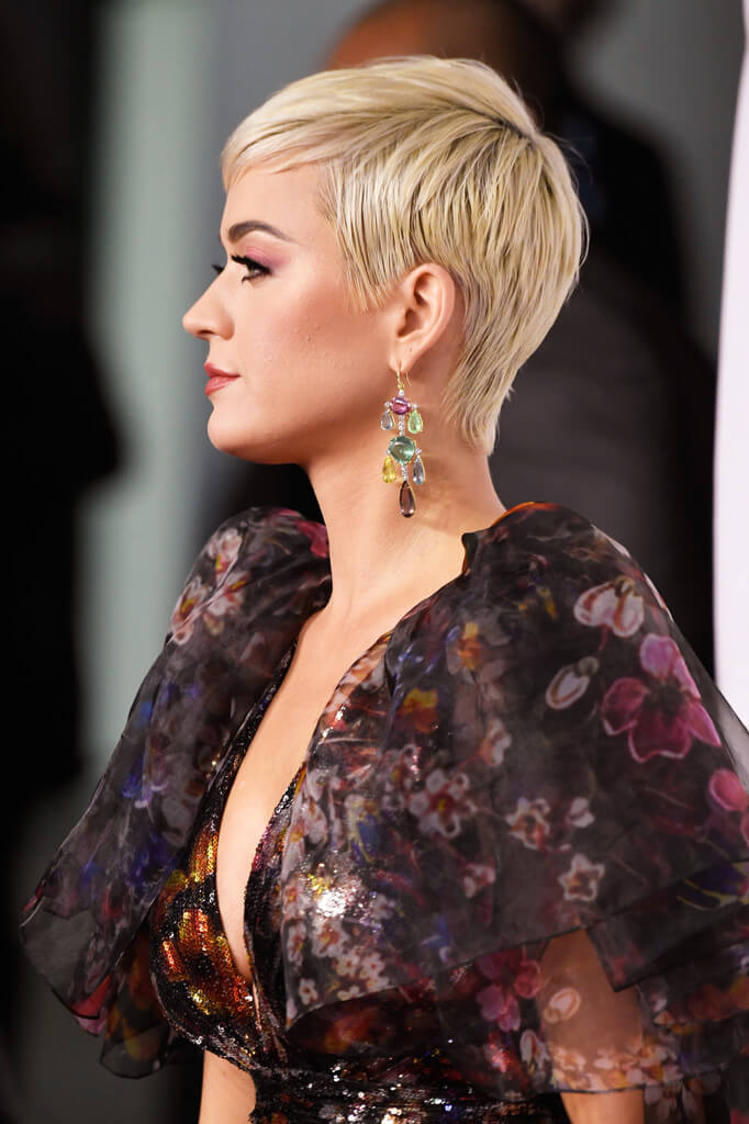 Katy Perry S Short Haircuts And Hairstyles 25