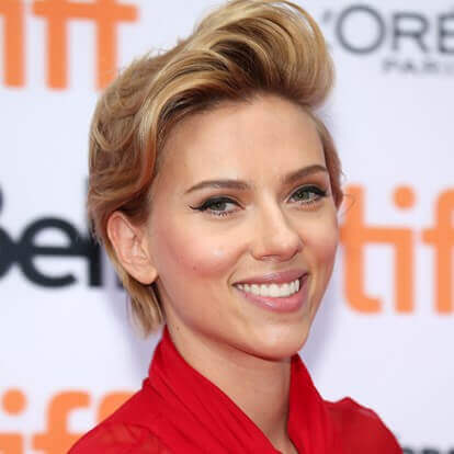 Scarlett Johansson S Short Haircuts And Hairstyles 20