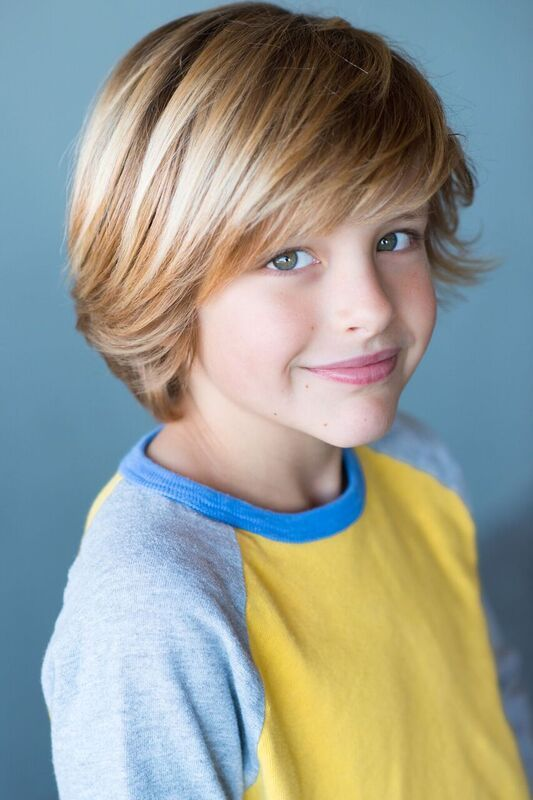 Boy with long hair stock image. Image of tough, gorgeous