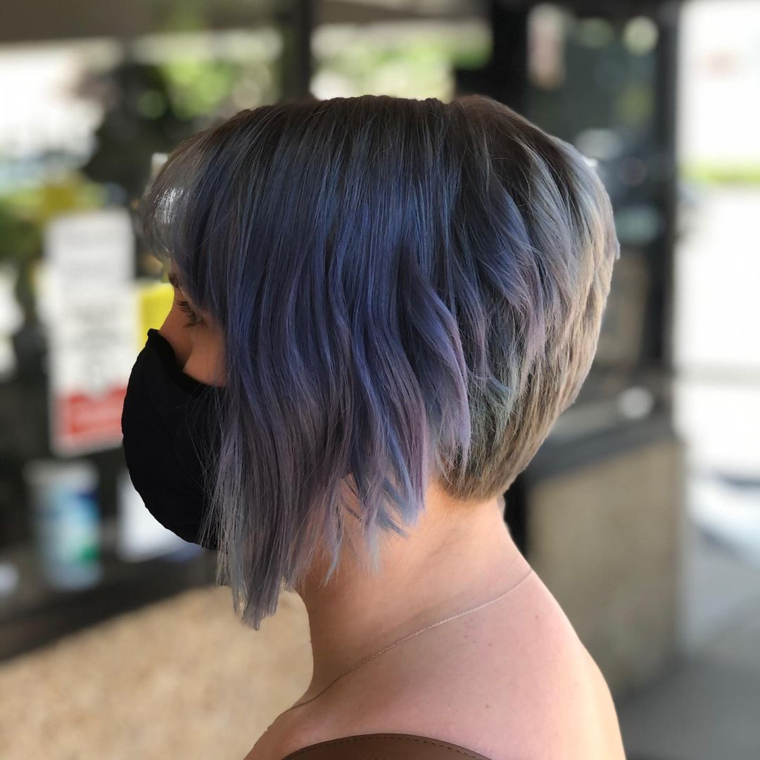 admire wedge hairstyles that should try in 2021 1