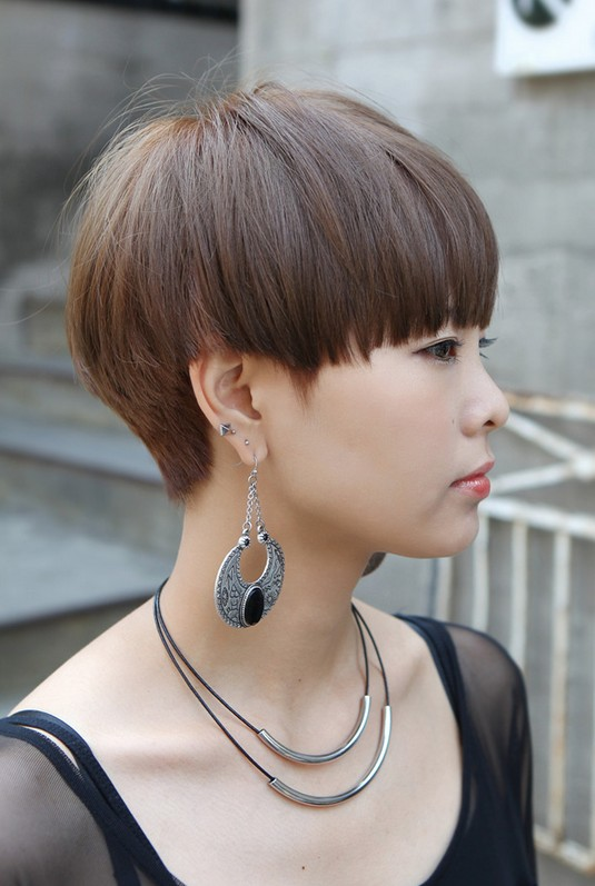 admire wedge hairstyles that should try in 2021 13