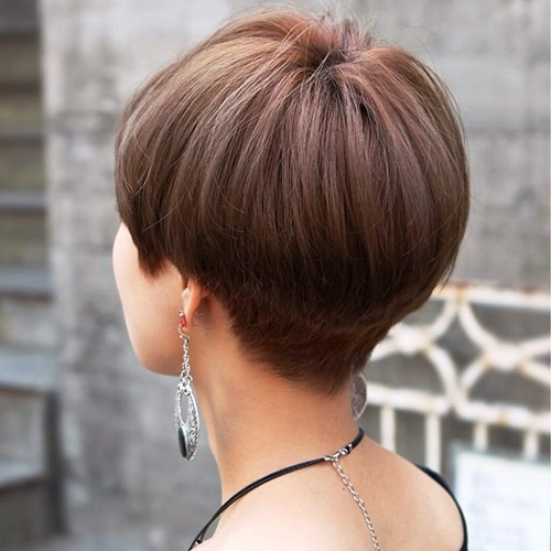 admire wedge hairstyles that should try in 2021 15