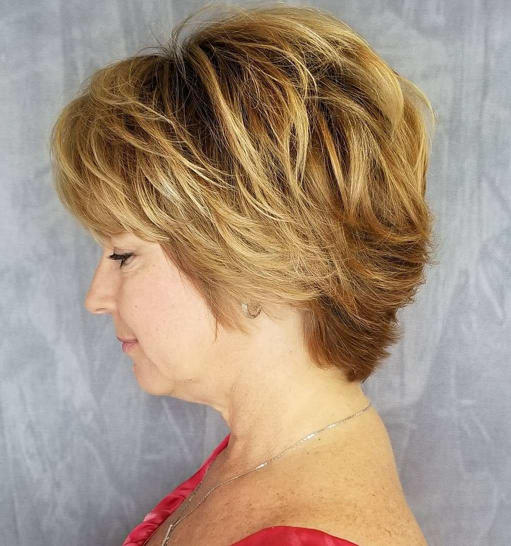 admire wedge hairstyles that should try in 2021 20