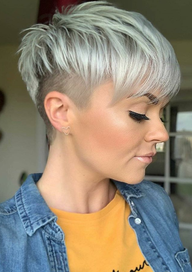 admire wedge hairstyles that should try in 2021 3