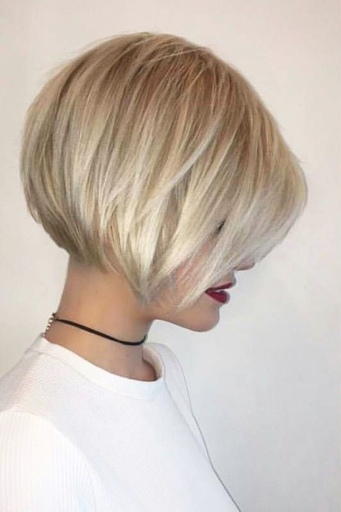 admire wedge hairstyles that should try in 2021 32