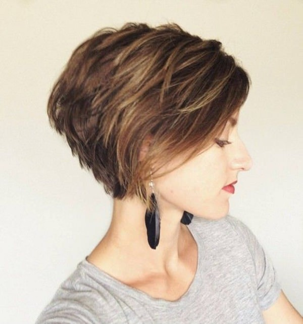 admire wedge hairstyles that should try in 2021 6