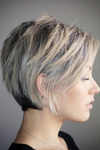 admire wedge hairstyles that should try in 2021 8