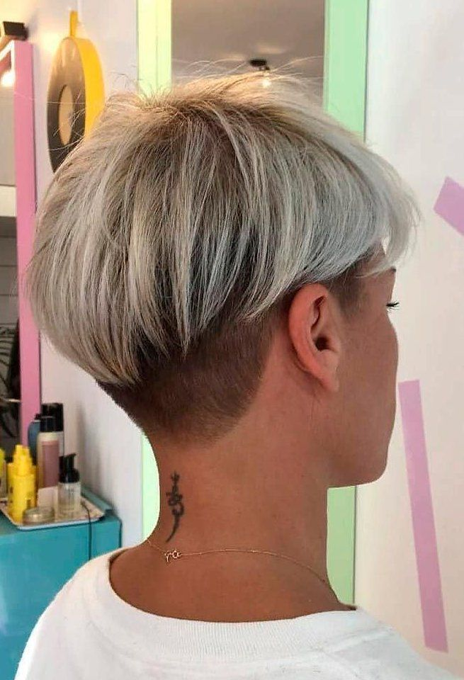 best trendy short hairstyles for fine hair best advices 10