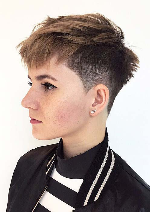 best trendy short hairstyles for fine hair best advices 20