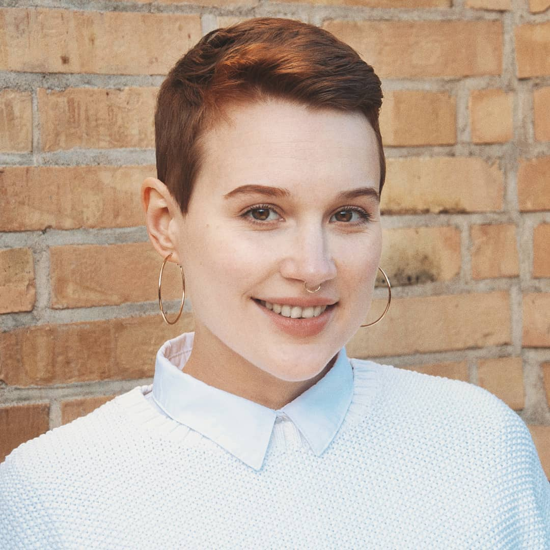 best trendy short hairstyles for fine hair best advices 8
