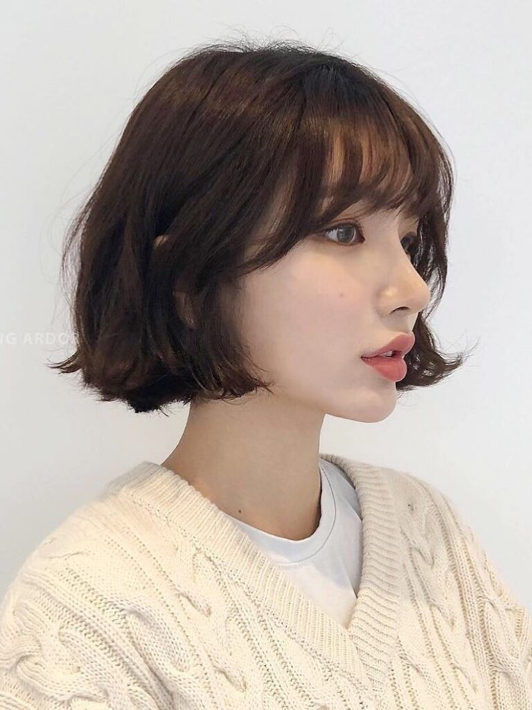 best trendy short hairstyles for fine hair best advices 9