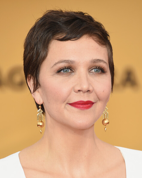 cute pixie haircuts for round faces 19