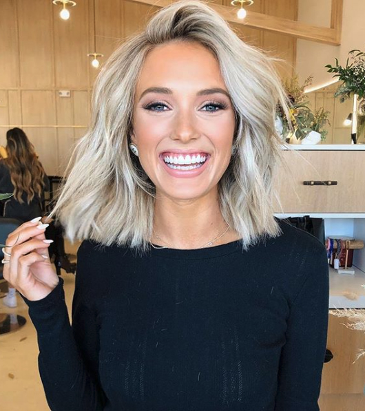 haircuts for thin hair to look thicker 11