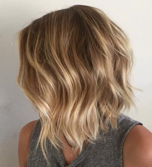 haircuts for thin hair to look thicker 12