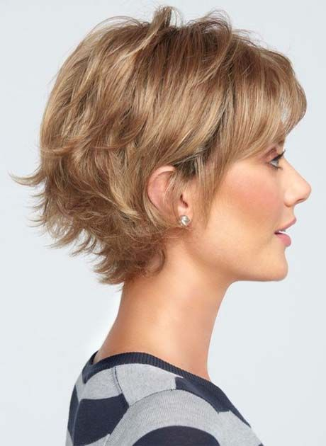 haircuts for thin hair to look thicker 13