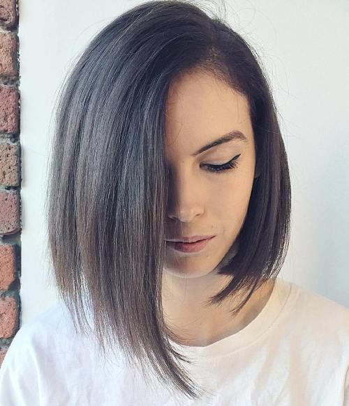 haircuts for thin hair to look thicker 17